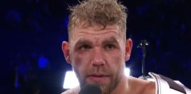 Boxing Fans React To Billy Joe Saunders Getting Suspended For 6 Months