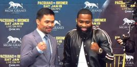 Broner Reacts To Pacquiao Laughing In His Face