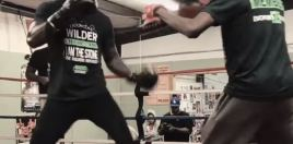 Deontay Wilder Trainer Reveals The Painful Physical Consequences He's Felt From Training Wilder