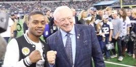 Errol Spence Draws HUGE Viewing Numbers At Cowboys vs Redskins NFL Game
