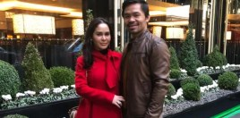 Manny Pacquiao Proving Popular In London