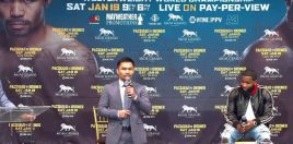 Pacquiao Reacts To Mayweather's Proposed New Year's Eve Fight