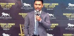 Pacquiao Speaks On Working With Freddie Roach Again