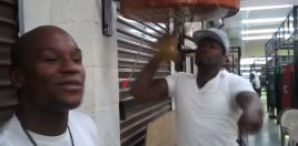 50 Cent Trolls Floyd Mayweater and His Next Opponent