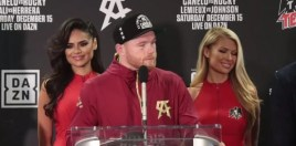 Boxing World Reacts To Canelo Knocking Out Rocky Fielding