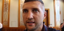 Carl Froch Makes Bold Claim About Canelo Fighting At Super-Middleweight
