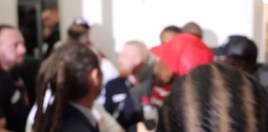 Eddie Hearn Reveals What Happened In Backstage Whyte-Chisora Weigh-In Scuffle