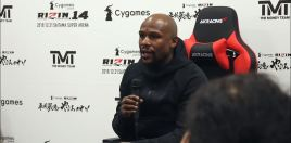 Floyd Posts Mayweather vs Nasukawa Update For December 31st
