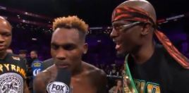 Jermell Charlo's Reaction To 1st Career Loss Has Not Gone Down Well