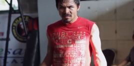Pacquiao Explains His Motivation For Adrien Broner