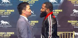 Pacquiao Strength Coach Justin Fortune Sends Broner A Warning