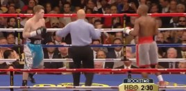 Ricky Hatton Blasts Referee On 10 Year Anniversary Of Mayweather Fight