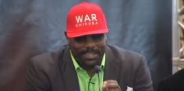 Whyte vs Chisora 2 Final Presser Goes Off Topic In A Bizarre Way