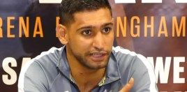 Can Amir Khan Pull His Own Tiger Woods Moment Against Terence Crawford Tonight?