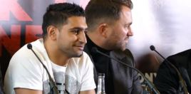 Amir Khan Set To Snub Kell Brook For Terence Crawford