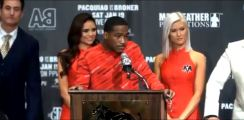 Broner Makes Fat Joke To Boxing Reporter Dan Rafael After Pacquiao Loss