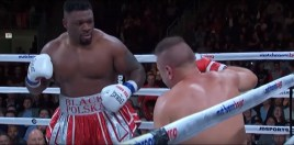 Heavyweight Jarrell Miller Makes Bold Claim About Switching Sports Entirely