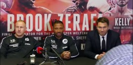 Kell Brook Moving On From Amir Khan As Next Opponent Offer Made
