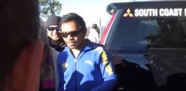 Manny Pacquiao Acts On What Mike Tyson Said About Floyd Mayweather