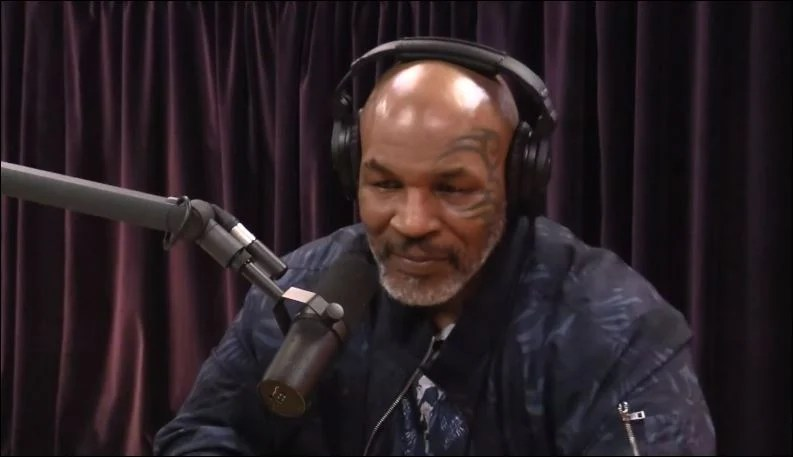 Watch: Mike Tyson Goes On The Joe Rogan Podcast