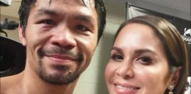 Pacquiao's Reaction To Beating Broner Shows What A Class Act He Really Is