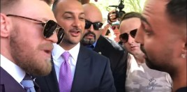 Paulie Malignaggi Makes Drug Allegations About Conor McGregor