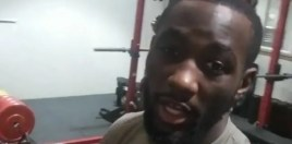 Terence Crawford Posts First Training Video Of 2019