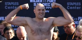 Tyson Fury Didn't Put On Weight Over Christmas - Fans All Say The Same Thing