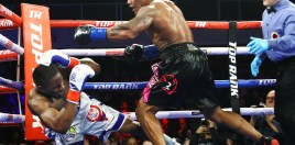 Unbeaten Heavyweight Oscar Rivas Produces Dramatic TKO Of Bryant Jennings