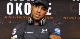 Boxing World All Saying The Same Thing About Joshua vs Miller June 1st News