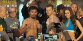 Jeff Horn Responds To Pacquiao Rematch Speculation