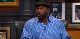 Lennox Lewis Reveals Who His Toughest Fight Was