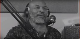 52-Year-Old Mike Tyson Makes A New Admission About Riddick Bowe