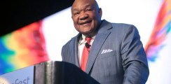 George Foreman Makes An Interesting Point Ahead Of Wilder Fury 2