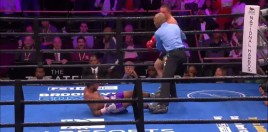 The Brutal Moment That Lamont Peterson Was Sent Into Retirement