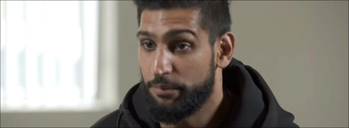 Amir Khan Reacts To Terence Crawford Defeat