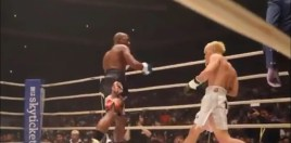 Floyd Mayweather Releases Close Up Footage Of His Tenshin Nasukawa Knockout