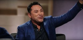 Oscar De La Hoya Explains Genesis Of The Dana White Feud