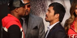 Pacquiao Could Be Playing Games With Mayweather Through Keith Thurman