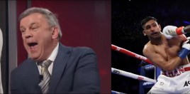 Teddy Atlas Roasts Amir Khan For Terence Crawford Showing