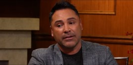 Oscar De La Hoya Posts Salty Reaction To Golovkin Win