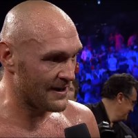 Tyson Fury Las Vegas Debut - Boxing Fans and Celebs React