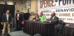 Errol Spence and Shawn Porter Post Fight Reactions Say It All About Them