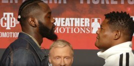 Deontay Wilder Explains Why He's Risking Tyson Fury Rematch With Ortiz Rematch