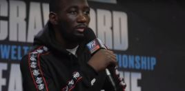 Terence Crawford Reacts To Latest Win With A Message For Errol Spence and PBC