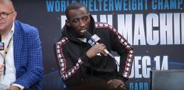 Terence Crawford's Reaction To Gervonta Davis Beating Gamboa Gets People Talking