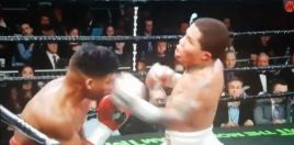 gervonta davis brutally knocks out gamboa