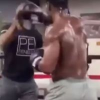 Antonio Brown Boxing Video Gets People Talking