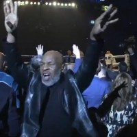 Watch: Mike Tyson's Reaction To Tyson Fury Beating Wilder Is Gold