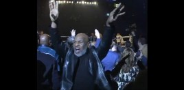 Watch Mike Tyson's Reaction To Fury Beating Wilder Is Gold